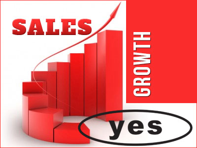 sales and growth
