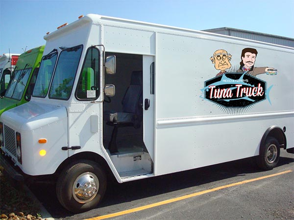 reed and kerry's tuna truck