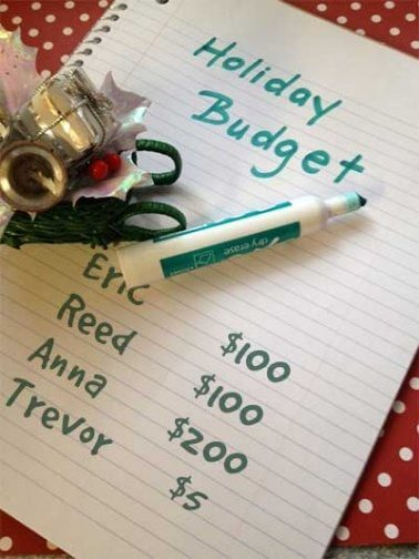 holiday-budgeting