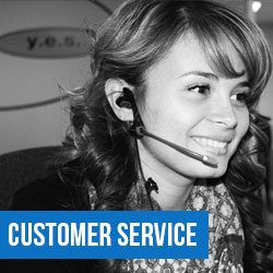 customer service workers