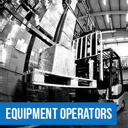 equipment operators