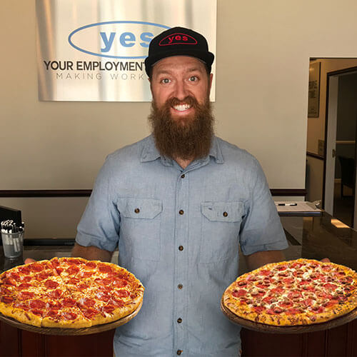 Customer Service (and Pizza!)
