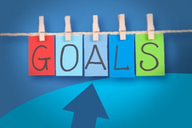 set goals for success