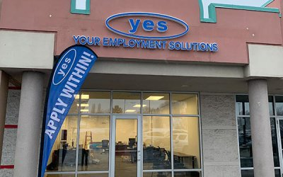 YES Staffing Adds New Clearfield Office!