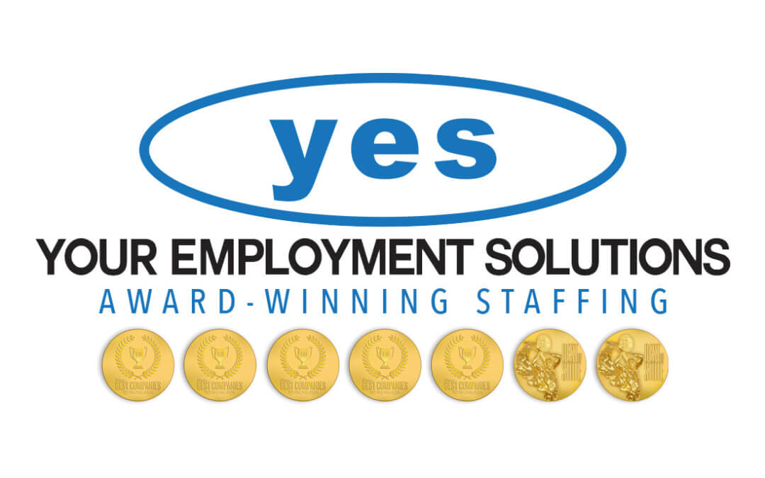 Your Employment Solutions Recognized Consecutively as Utah's Best of State Staffing Agency